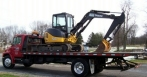 Equipment rental delivery in East Kentucky