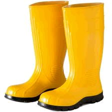 Where to rent BOOTS YELLOW PVC SIZE 15 in Hazard KY