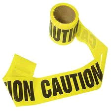 Where to rent CAUTION TAPE 1000 X3 in Hazard KY
