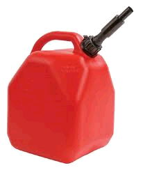 Where to rent FUEL CAN GAS PLASTIC 5 GAL NO SPILL in Hazard KY