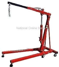 Where to rent ENGINE HOIST 2TON in Hazard KY