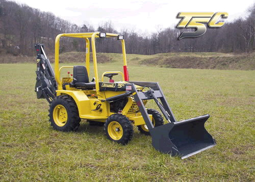 BACKHOE TERRAMITE T5C Rentals Hazard KY, Where to Rent ...