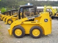 Where to rent SKID LOADER W TIRES 1500 in Hazard KY