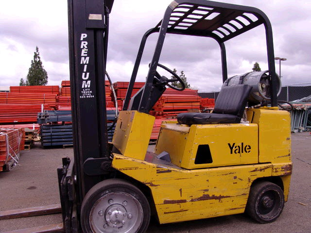 Where to find 4000lbs Industrial ForkLift Propane in Hazard