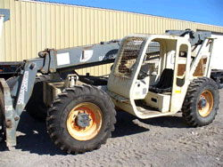 Where to find Telescopic Forklift 6000lb 36  Lift 4x4 in Hazard