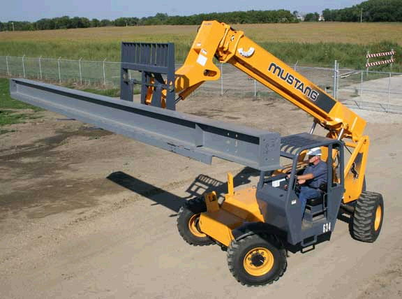 Where to find Telescopic Forklift 7000lb 42  Lift 4x4 in Hazard