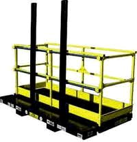 Where to rent FORKLIFT WORK PLATFORM 4  X 8 in Hazard KY