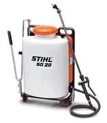 Where to rent STIHL MANUAL BACKPACK SPRAYER SG20 in Hazard KY