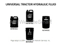 Where to rent MAHINDRA UNIVERSAL HYDRAULIC FLUID 2.5GL in Hazard KY