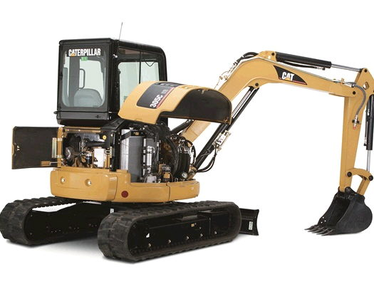 Where to find EXCAVATOR 12000lb MID-SIZE in Hazard