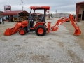 Where to rent BACKHOE 26HP 4x4 in Hazard KY