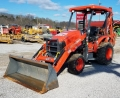 Where to rent KUBOTA L47 4x4 Backhoe in Hazard KY